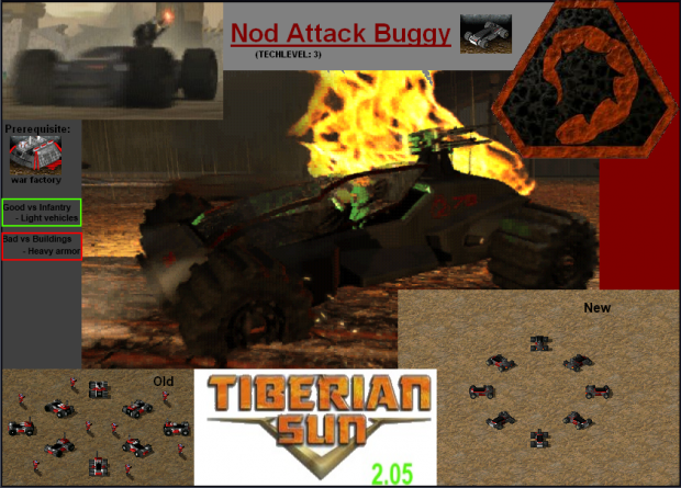 Nod Attack Buggy
