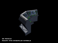Midway and Daedalus Console