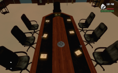 SGC/Level 27/Briefing room/Table