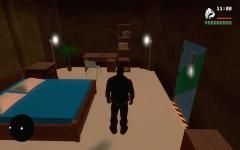 Stargate Command's VIP quarters