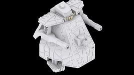 Cosmo's Latest Design - The Ork Gargant!!!!