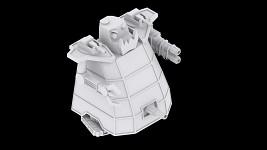 Ork Titan variant 2 - Great Gargant! -- By Cosmo