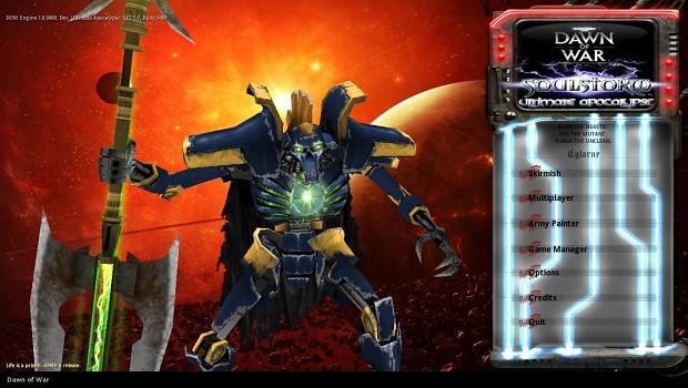 New Necron Eye and Torso FX