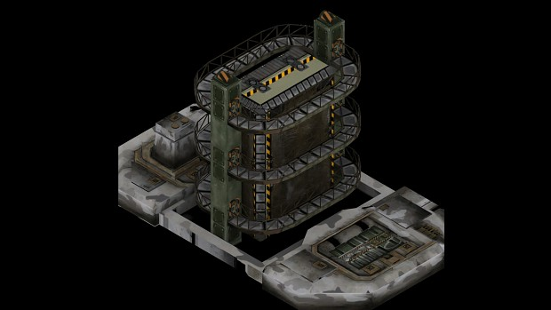 New building for IG -  The Titan Assembly Bunker