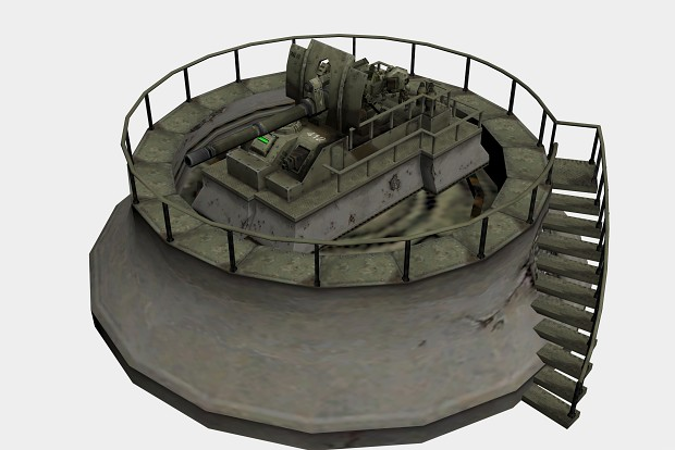 As Requested - The Basilisk Magnus Emplacement