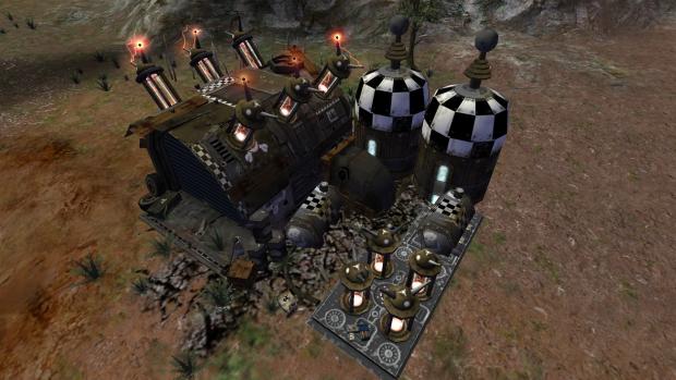 Ork Mek Lab