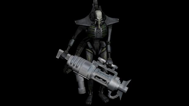 Closer to necron Codex