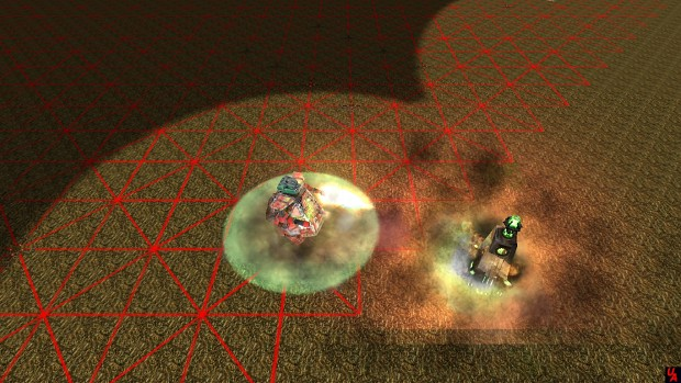Doomsday Monolith versus Gargant - testing grounds