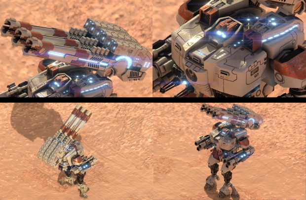 KX139 Ta'unar Supremacy Armor