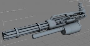 A Minigun - Samuelgames