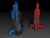 Generator Model by Socram