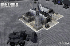 Command and Conquer: Generals Universe