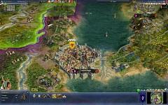 Crusades scenario, Constantinople