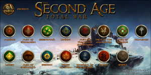 Second Age Factions