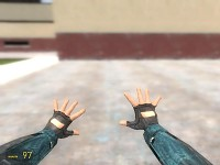 Reskinned hands