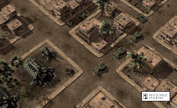 New Desert Environment