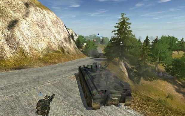 Ambush in SP