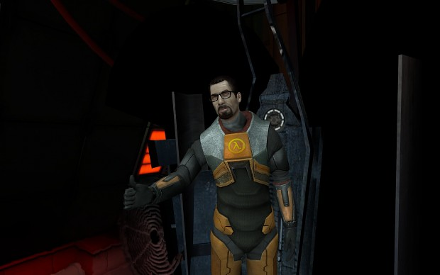"""HL2 Ep3: """"The CLosure"""" , screens map 23, 24, 25."""