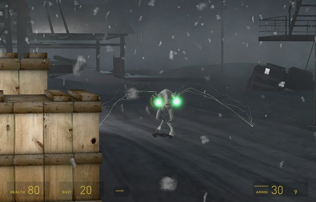 10 new screens from HL2 Episode 3