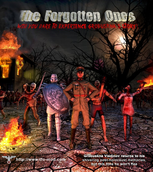 The Forgotten Ones Release Upcoming!