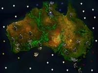 Australia without the blend mode, v2.0