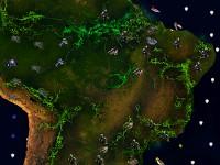 v3.0    New map: South America