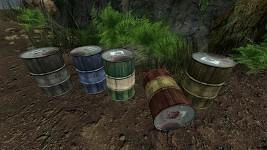 Barrels!