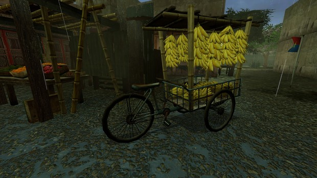 The Banana Cart