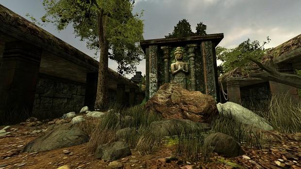 Fall of Saigon Temple WIP