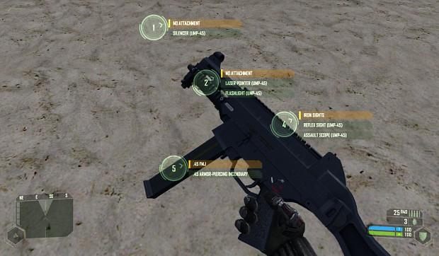 H&K UMP-45