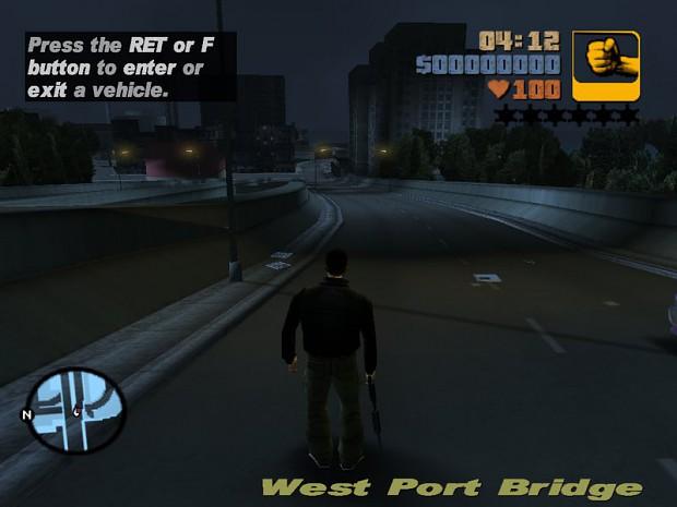 West Port Bridge