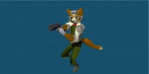 Fox's new skin by 1upd