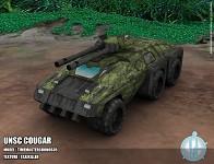 UNSC Cougar