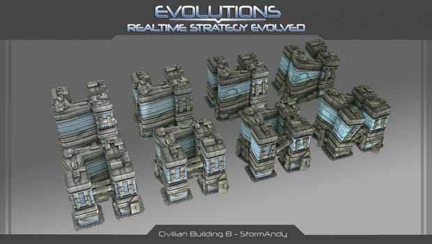 Buildings #3