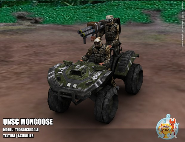 UNSC Mongoose