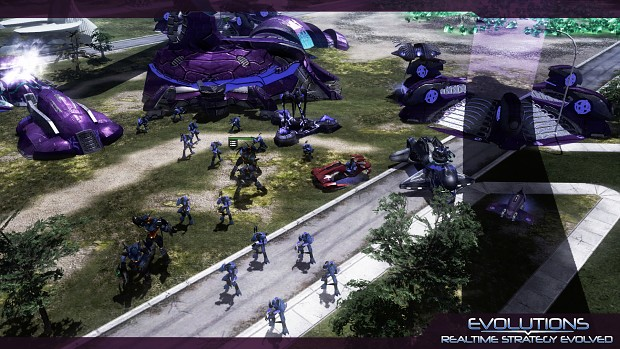 Covenant Base - Preview