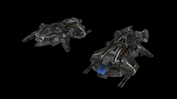 AC-220 Gunship