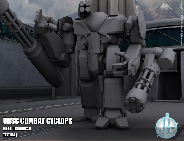 UNSC Combat Cyclops