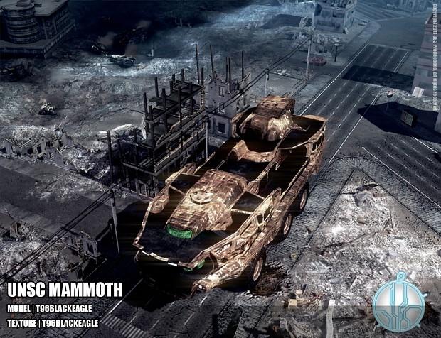 UNSC Mammoth
