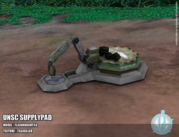 UNSC Supplypad