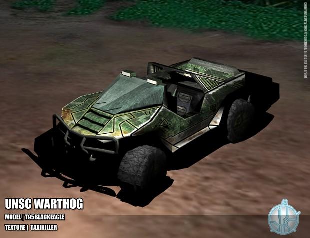 UNSC Warthog