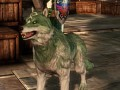 Link's Wolf companion (Dragon Age: Origins)
