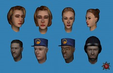 New faces of Blackmesa