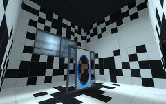 Time Portals demonstration Test Chamber