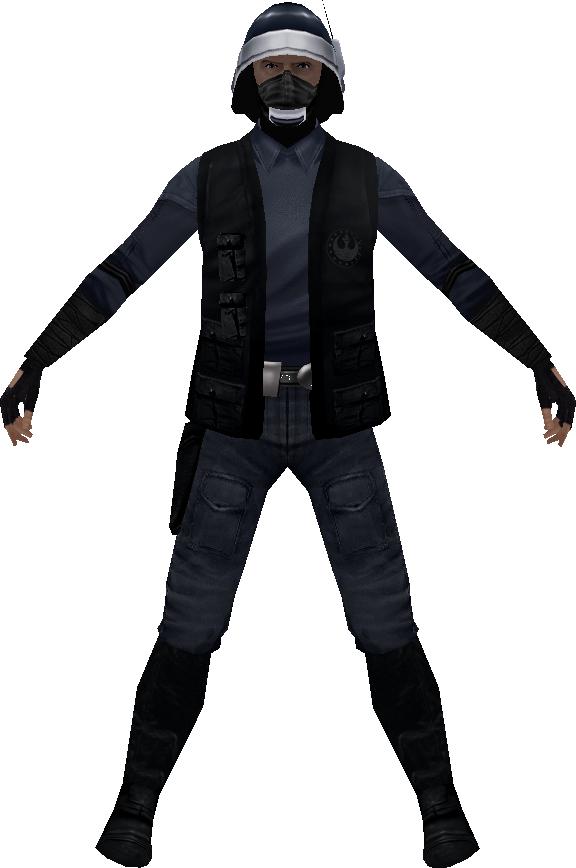 Rebel Spec Ops Unit