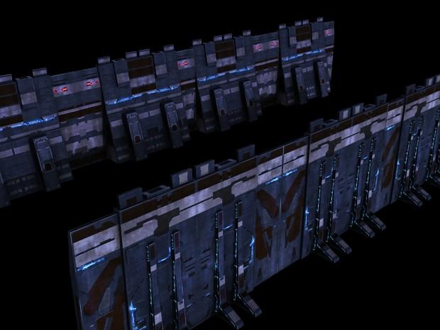 Base Wall