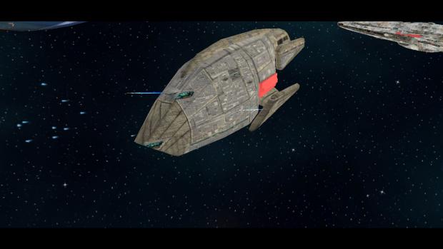 Bulwark Class Battlecruiser