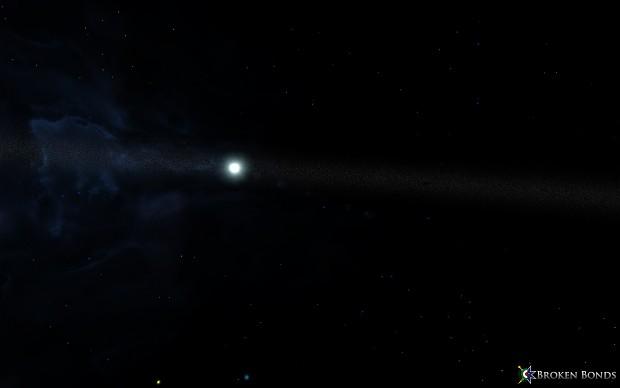 Eta System, Frontier Space