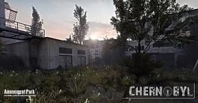 Skyline Pripyat