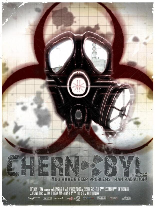 Chernobyl Poster NEW